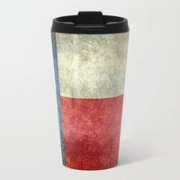 "2001 Travel Mugs featuring The State flag of Texas - The ""Lone Star Flag"" of the ""Lone Star State"" by LonestarDesigns2020 is Modern Home Decor"