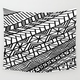 Quick Doodle Wall Tapestry