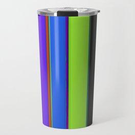 Bright stripes 2 Travel Mug