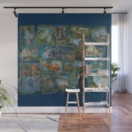 The Impressionists No. 1 COL140215a Wall Mural