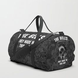The Bells They Made This Way Duffle Bag