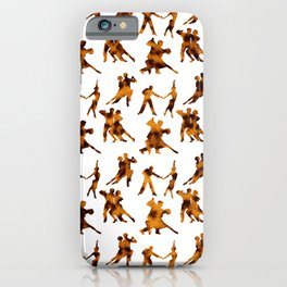 Latin Dancers iPhone Case