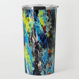 Peacocking Travel Mug