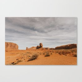 "Monument Valley, ""Elephant Butte"" Canvas Print"