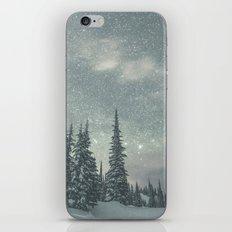 Big White Stars VII iPhone & iPod Skin