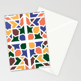 Andalusian Tiles 1 Stationery Cards