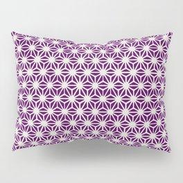 Asanoha Pattern Pillow Sham
