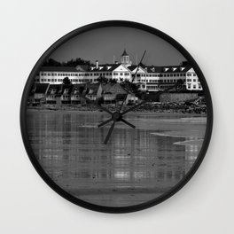 Colony Hotel, Kennebunkpot Wall Clock