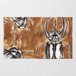 Scarabs Rug