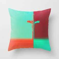 Paid for in Full. Period. Throw Pillow