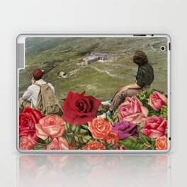 Life is a Bed of Roses Laptop & iPad Skin