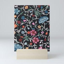 Enchanted Garden Scroll Mini Art Print