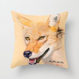 Keyote Throw Pillow