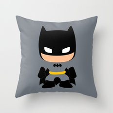 The DarkKnight Throw Pillow
