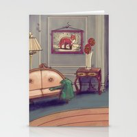 shabby chic Stationery Cards featuring Shabby Chic by Ben Geiger