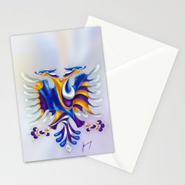 Kosovar (Albanian) Eagle Stationery Cards