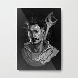 Dragon Age - Dorian Pavus Metal Print