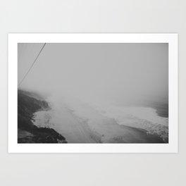 Highway 1, (2) Art Print
