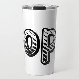Bop! Travel Mug