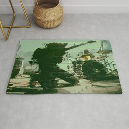 a place to bury strangers band Rug