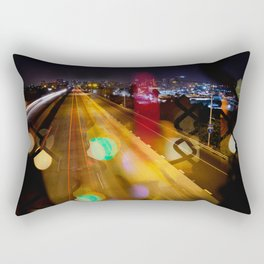 Focus On What's Unclear Rectangular Pillow