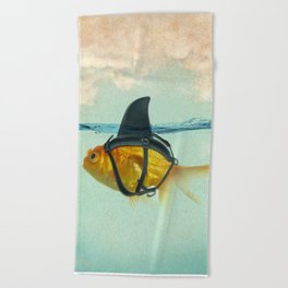Brilliant Disguise Beach Towel