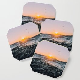 Ocean Splash at Sunset Coaster