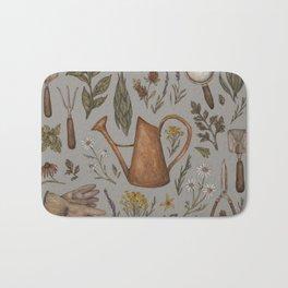 Gardening Bath Mat