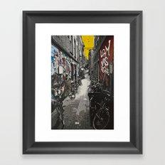 Now & Then - #2 Framed Art Print