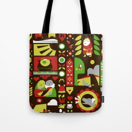 Folktale Tote Bag