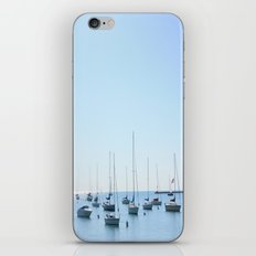 Glassy silence iPhone & iPod Skin