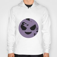 ghost Hoodies featuring GHOST by Caio Trindade