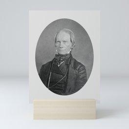 Henry Clay Photo Portrait Mini Art Print