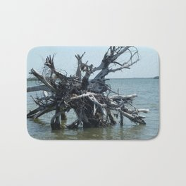 Left Over Tree Bath Mat