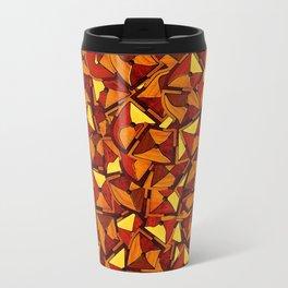 Geo Design Travel Mug