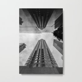 Reach Out  Metal Print