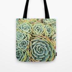 Succulentville Tote Bag