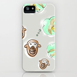 DREAMERS GONNA DREAM iPhone Case