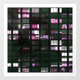 windows 99 Art Print