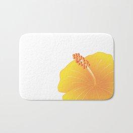 Hibiscus_Y Bath Mat