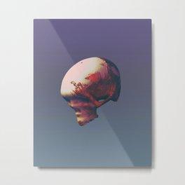 Day 0393 /// Bluffend Metal Print