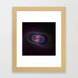 Magic Jelly Bean Framed Art Print