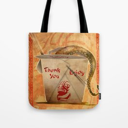 Tentacle Take-Out Tote Bag