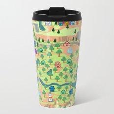 Animal Crossing (どうぶつの 森) Metal Travel Mug