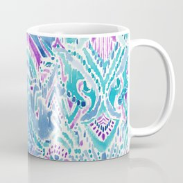 UNICORN DAYDREAMS Mythical Watercolor Tapestry Coffee Mug