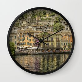 Beautiful Italy Wall Clock