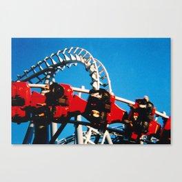 Flight Deck Canvas Print