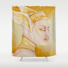 The Seraphim Shower Curtain