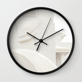 Beautiful Curves Wall Clock
