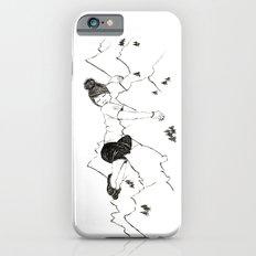 Mountain Girl iPhone 6 Slim Case
